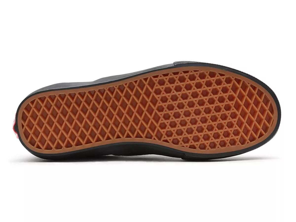 Кеды VANS Skate Slip-on Чёрные