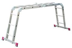 Универсальная шарнирная лестница CORDA 4х4