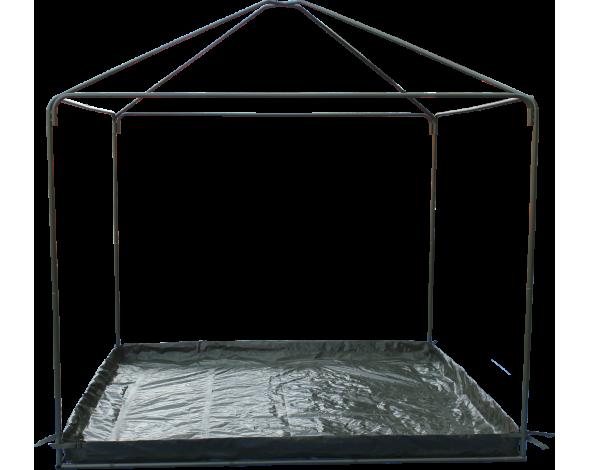 Пол для шатров и беседок компании Митек 6 х 3 метра.