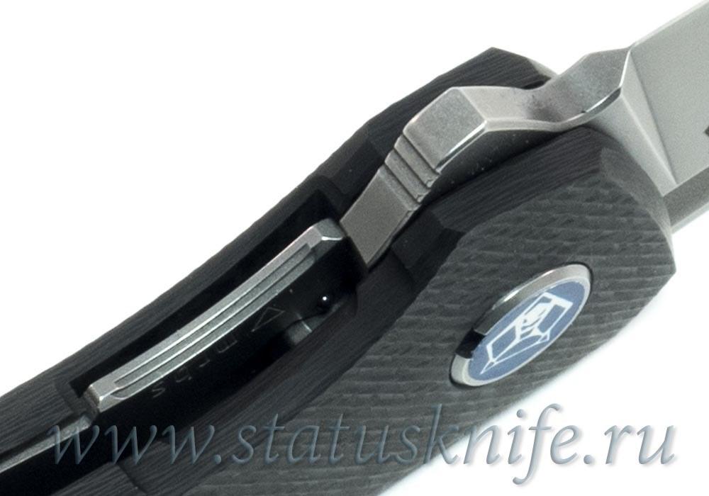 Нож Широгоров 111 S90V Долы Карбон 3D MRBS - фотография