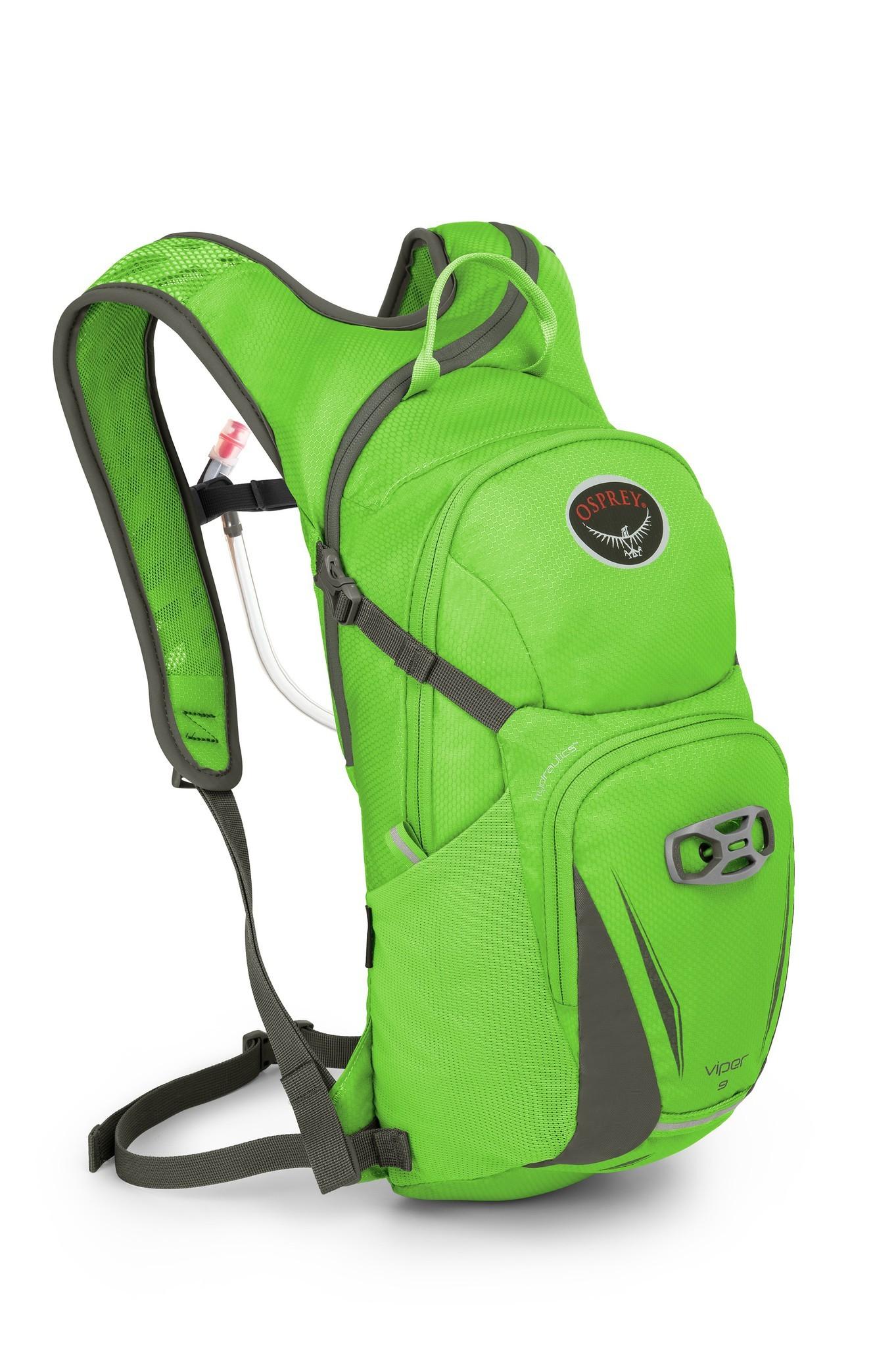 Велорюкзаки Велорюкзак Osprey Viper 9 New Bright green viper_9_wasabi_green_2000x3006px_1.jpg