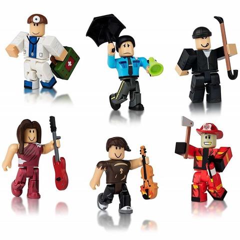Жители Роблокс набор из 6 фигурок