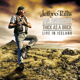Jethro Tull's Ian Anderson / Thick As A Brick - Live In Iceland (Deluxe Edition)(3LP+2CD)