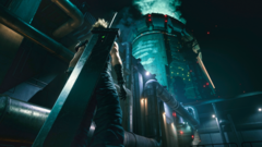 Final Fantasy VII Remake (PS4, русская документация)