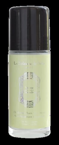 Дезодорант LA SULTANE de SABA Зеленый чай/Имбирь 50 мл