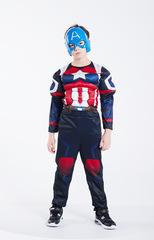 Новый костюм Капитана Америка с мускулами
