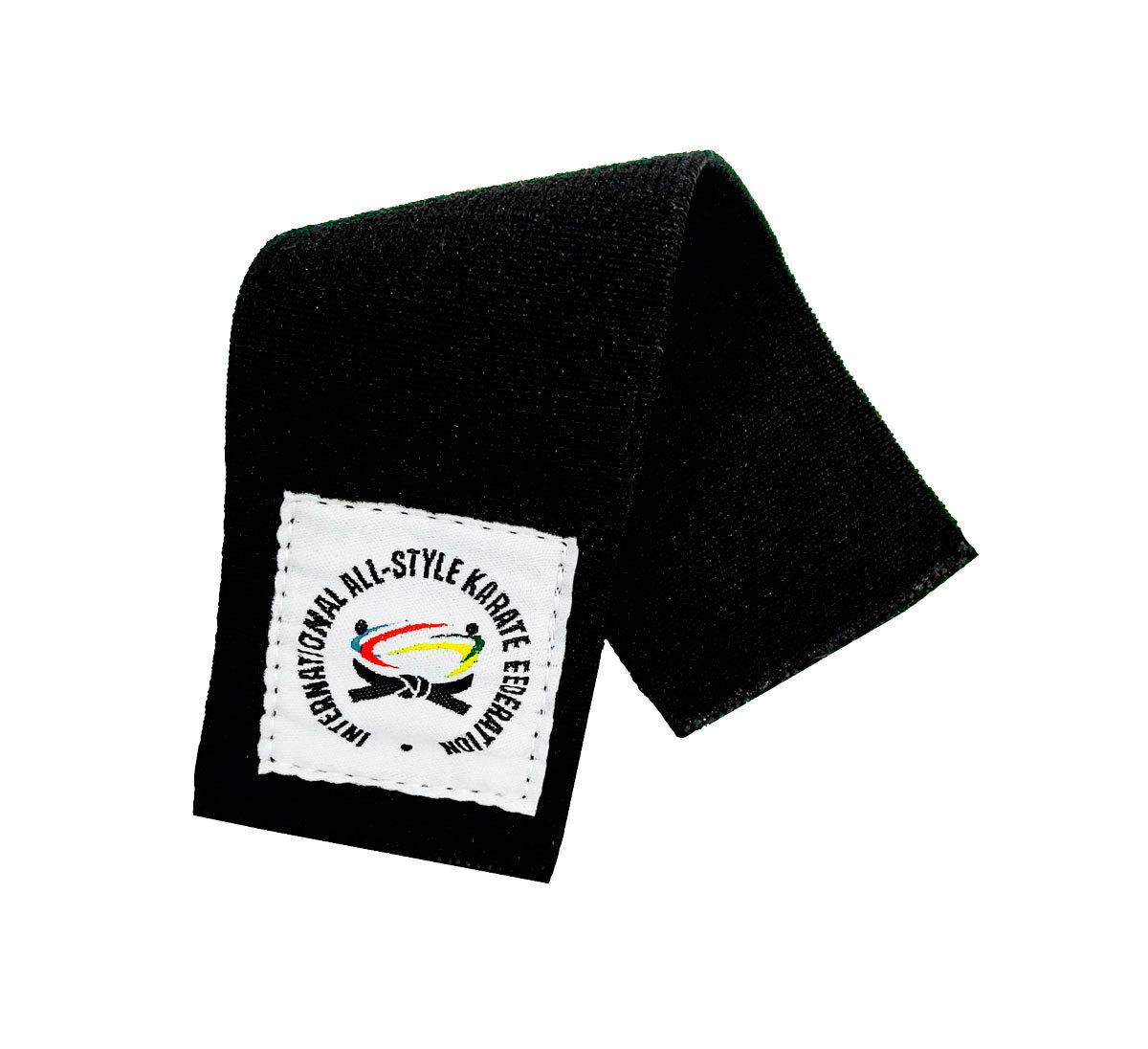 Фиксаторы на пояса Фиксатор пояса Международная федерация Всестилевого каратэ 6.jpg