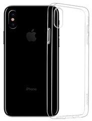 Чехол силиконовый Hoco Light Series для iPhone XS/ X (5.8