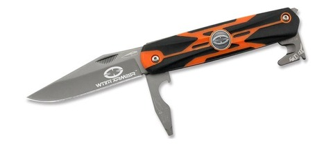 Нож складной многофункциональный WA-011OG ВиК (15642)