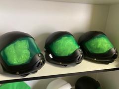 парашютный шлем клауд9