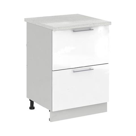 Кухня Капля 3D Шкаф нижний комод СК2 500