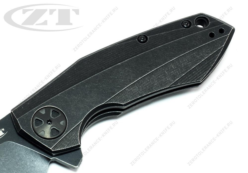 Нож Zero Tolerance 0456BW Sinkevich - фотография