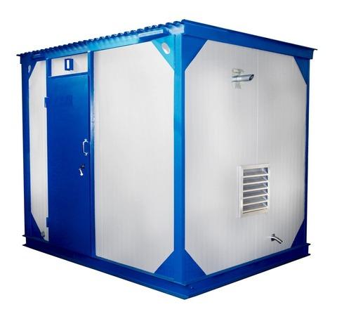 Контейнер УКБ-2 для дизельного генератора до 60 кВт