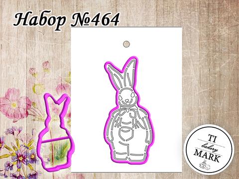Набор №464 - Зайчик в штанах