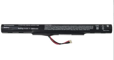 Аккумулятор для Acer E5-522 E5-532 E5-573 ORG (14.8V 2200MAH) PN AL15A32