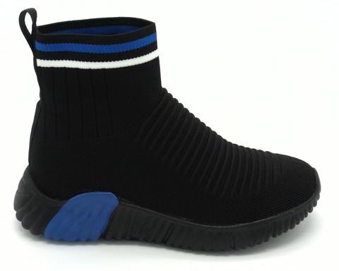 Кроссовки высокие до середины щиколотки на платформе