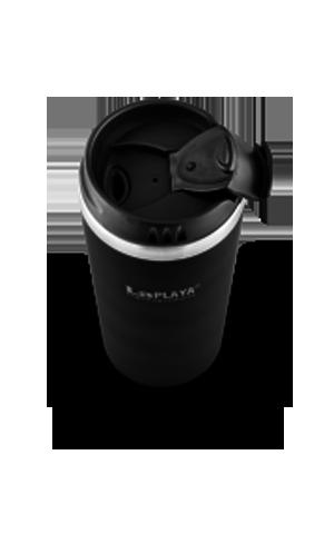 Термокружка LaPlaya Vacuum Travel Mug (0,4 литра), черная