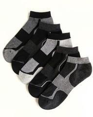 Носки мужские спортивные (махровый след) (5 пар ) арт. Т075 (р-р 43-46)