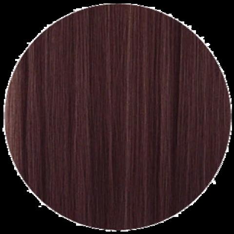 Lebel Materia 3D R-4 (шатен красный) - Перманентная низкоаммиачная краска для волос