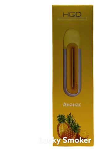 HQD Rosy (400 затяжек) Ананас