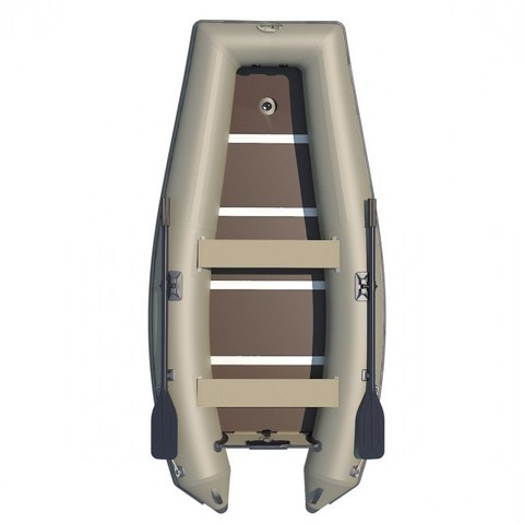 Надувная ПВХ-лодка BADGER Excel Line 360 PW