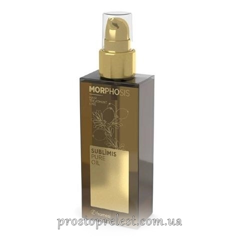 Framesi Morhosis Sublimis Pure Oil - Аргановое масло для интенсивного ухода за волосами