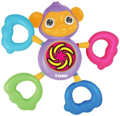 Tomy Музыкальная обезьянка Toomies (E72353)