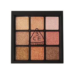 Палетка теней 3CE Multi Eye Color Palette #All Nighter 8.1g