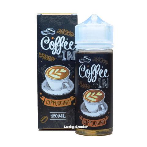 Жидкость Coffee-in 120 мл Cappuccino