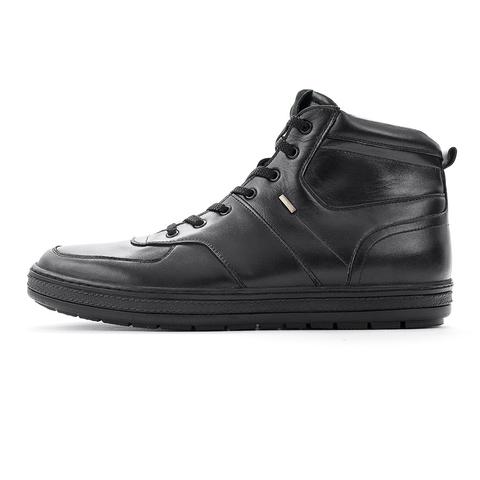 Ботинки casual на байке v116-1092-28-2 купить