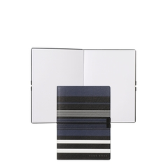 Блокнот A5 Hugo Boss Storyline Stripes Blue
