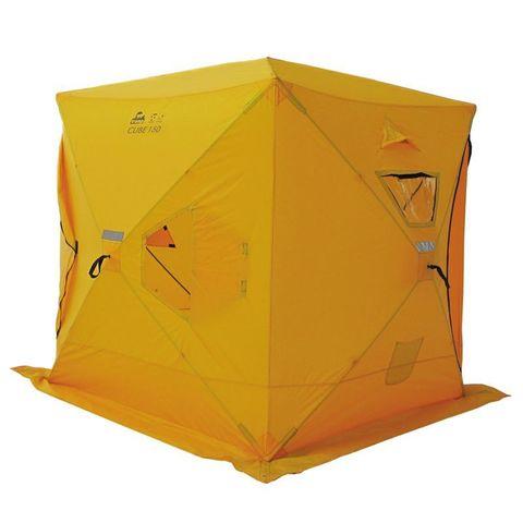 Зимняя палатка Tramp Cube 150 (желтый)