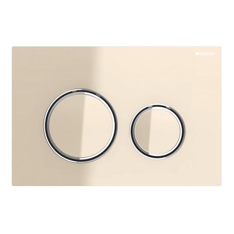 Кнопка для инсталляции GEBERIT Sigma 21 (115.884.TG.1)