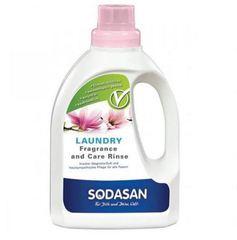 Кондиционер для белья, Sodasan, с ароматом магнолии, 750 мл