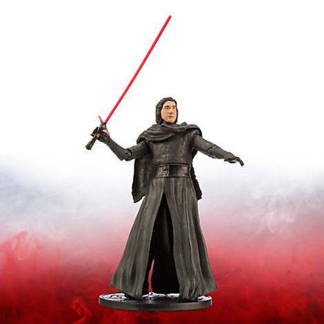Звездные войны Die Cast фигурка Кайло Рен без маски — Star Wars Kylo Ren