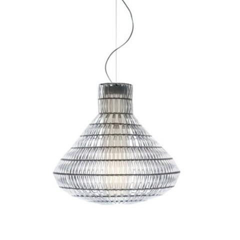 Подвесной светильник копия Tropico Bell by Foscarini (прозрачный)
