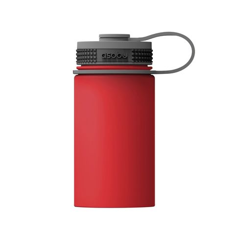 Мини-термос Asobu Mini Hiker (0,35 литра), красный