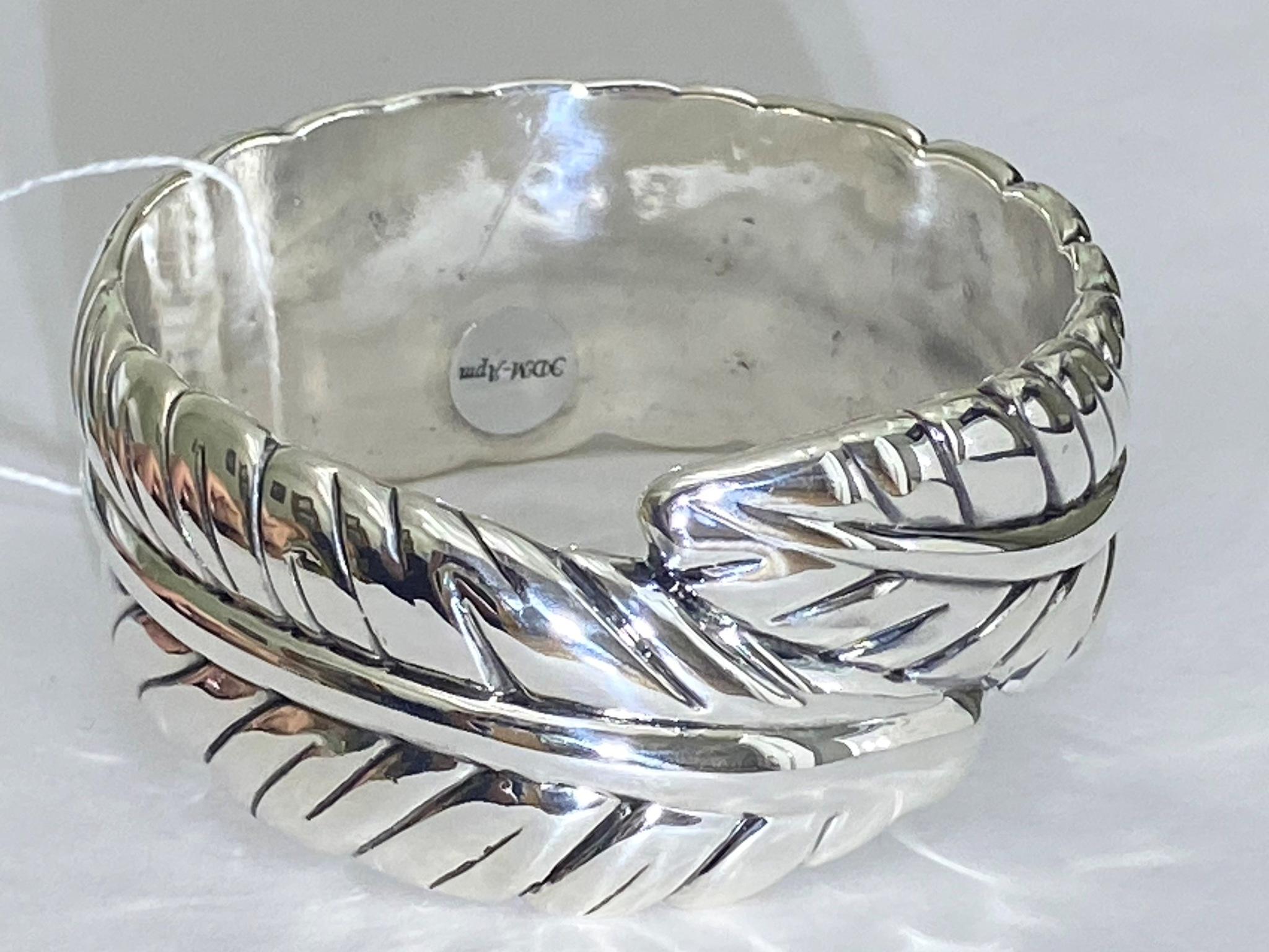 Ховея (браслет из серебра)