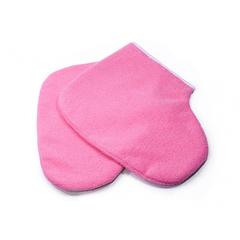 Носки для парафинотерапии махровые, розовые