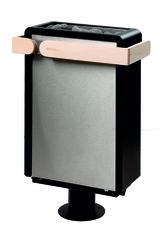 SENTIO BY HARVIA Электрическая печь Concept R Mini, 7.5 кВт