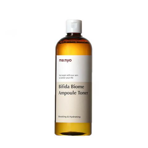 Manyo Bifida Biome Ampoule Toner ампульный укрепляющий тонер с бифидобактериями