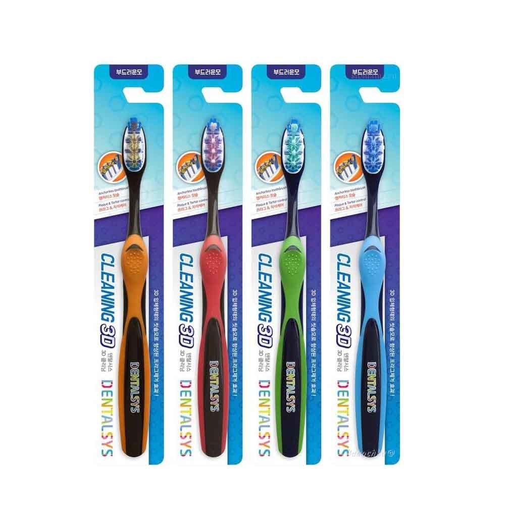 Зубная щетка Очищение 3D средняя