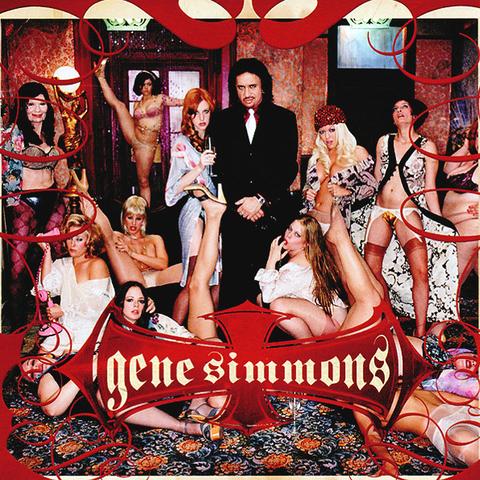 Gene Simmons / Asshole (CD)