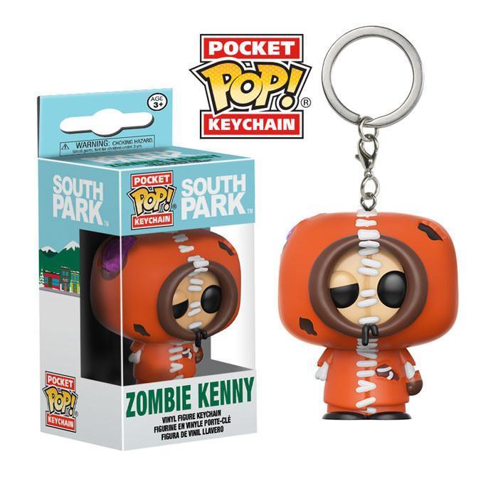 Брелок Funko Pocket POP! Keychain: South Park: Zombie Kenny 14204-PDQ