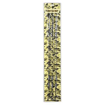 Набор плоских шампуров 60см 6шт в блистере BOYSCOUT