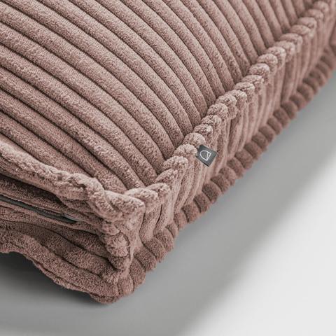 Подушка Blok 60x70см розовая