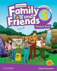 Family and Friends 5 Book + Workbook