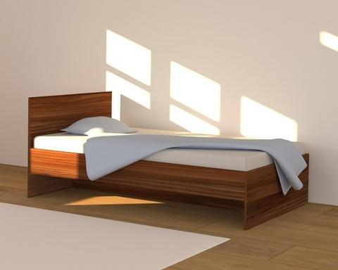 Кровать  ИТАЛИ-2   2000-900 /2032*800*936/