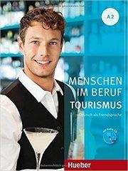 Menschen im Beruf - Tourismus A2 - KB + AB + CD