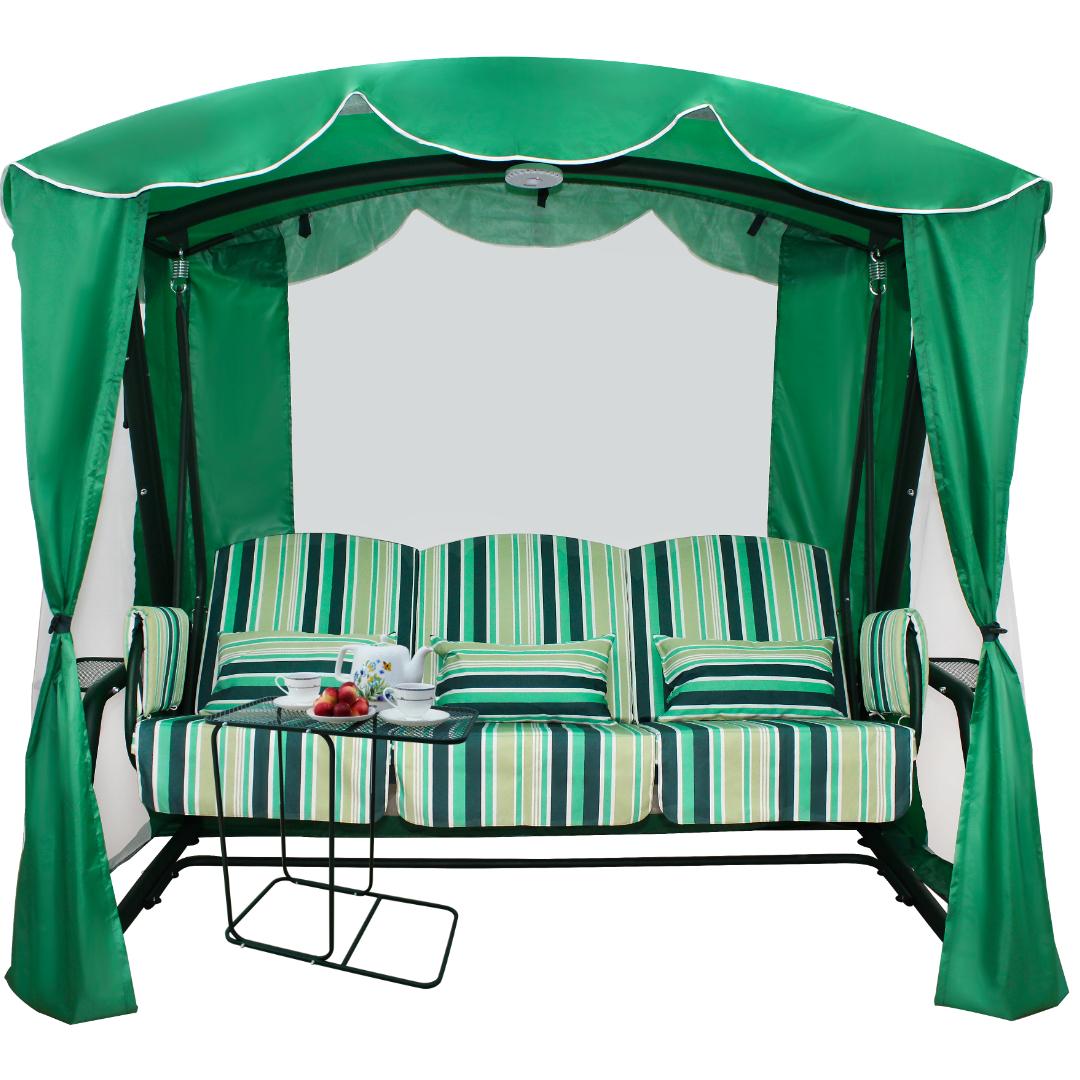 Оазис Пикник зеленый спереди